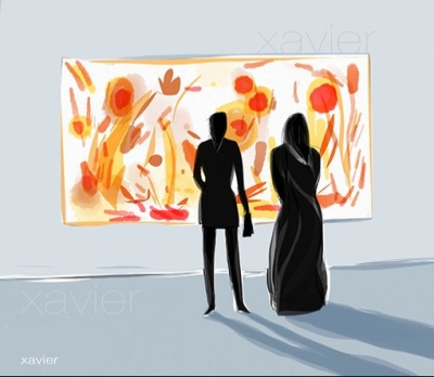 Drawing museum modern art exhibition drawing xavier admiration paint colors travels iran dessin musée art moderne exposition dessin xavier admiration peinture couleurs voyage