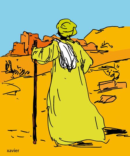 Guide touristique égyptien,voyage insolite,découverte pays Egypte,travel,xavier sketchbook,Guía turístico egipcio, viaje insólito,descubierta país Egipto,